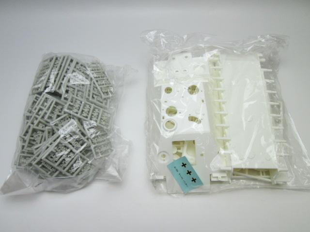 プラモデル買取紹介:キット内容 プラスチックパーツ類