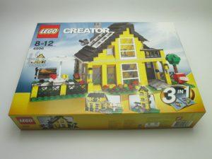 LEGO 4996 クリエイターコテージのレゴを買取させて頂きました。