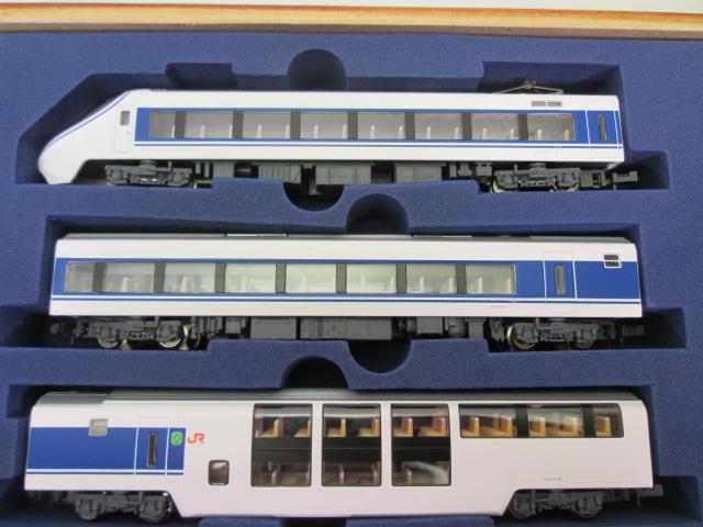 鉄道模型買取紹介:マイクロエース371系特急あさぎり アップ画像
