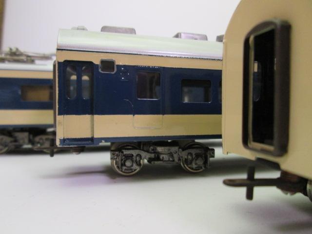 鉄道模型買取紹介:KTM 581系 客車連結部分