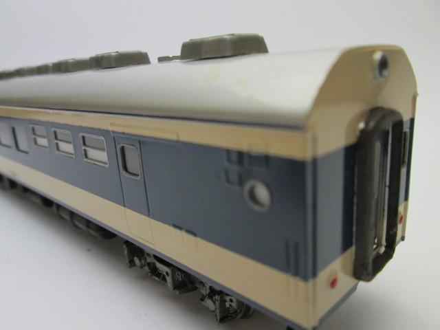 鉄道模型買取紹介:KTM 581系 客車後方