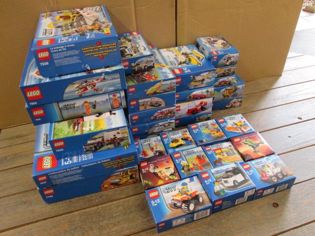 神奈川県よりレゴシティシリーズを多数買取させて頂きました。2