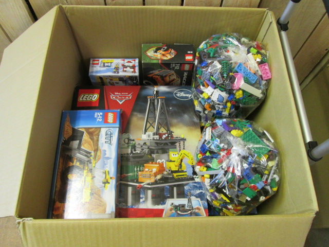 レゴ買取:カーズオイルリグからの脱出9486などをお売り頂きました。