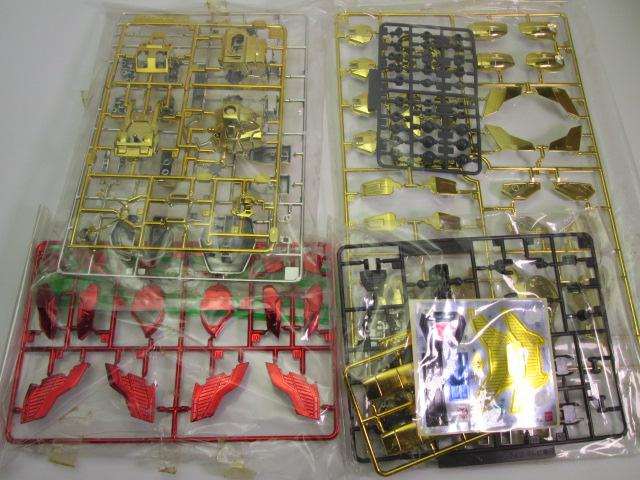 ガンプラ買取紹介:HG 白箱 シャイニングガンダムのキット内容