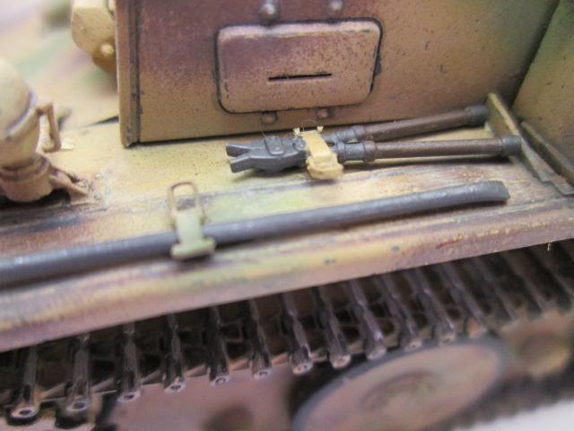 買取紹介:ドイツⅡ号戦車L型ルクス 車載工具