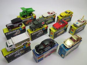 トミカ黒箱・青箱などの貴重なミニカーを買取させて頂きました!