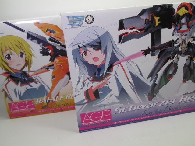 バンダイ AGP シャルロット・デュノア等のフィギュアを買取させて頂きました!