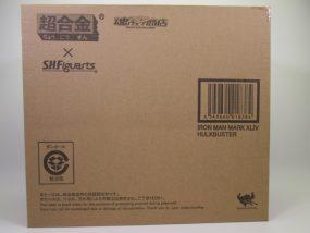 フィギュア買取:超合金 アイアンマン マーク44 ハルクバスターをお売り頂きました。