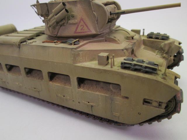 マチルダⅡ歩兵戦車 履帯