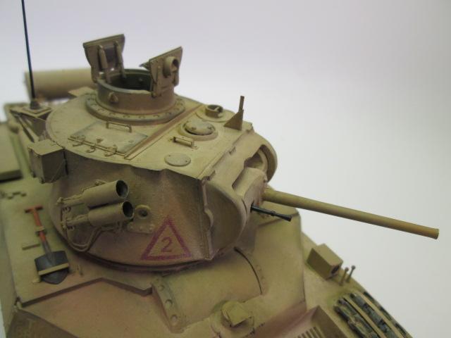 マチルダⅡ歩兵戦車 砲塔