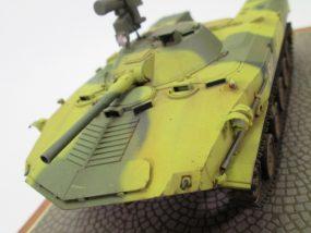 BMD-1P 空挺戦闘車プラモデル完成品を買取させて頂きました。