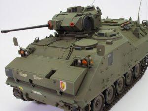 1/35 YPR-765 装甲歩兵戦闘車プラモデル完成品を買取させて頂きました。