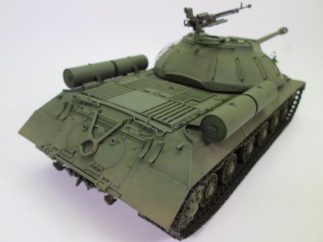 ソビエト重戦車JS-3 スターリン3型 背面