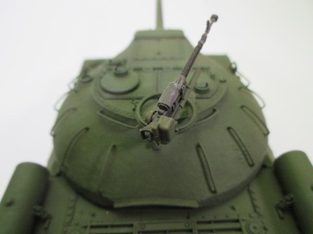 ソビエト重戦車JS-3 スターリン3型 砲塔