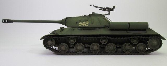 ソビエト重戦車JS-3 スターリン3型 側面