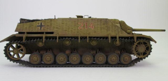 買取紹介:Ⅳ号駆逐戦車 完成品