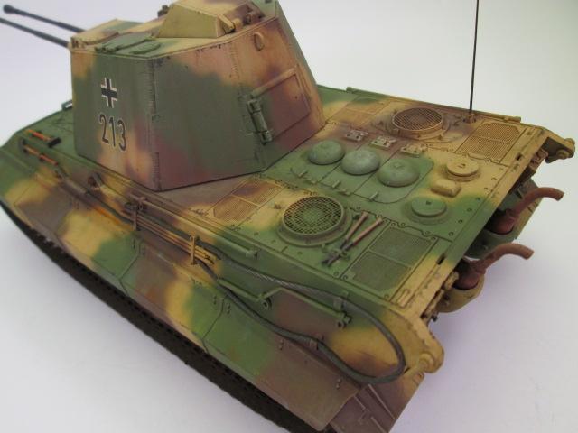 買取紹介:E-75対空戦車の車台