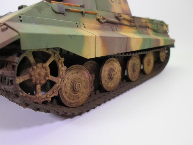 買取紹介:E-75対空戦車の転輪