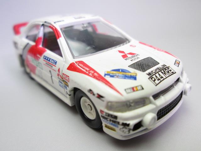 エクセレントトミカ '97WRC T.マキネン車