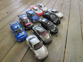1/24 GT-R ポルシェ等プラモデル完成品を10点買取させて頂きました。
