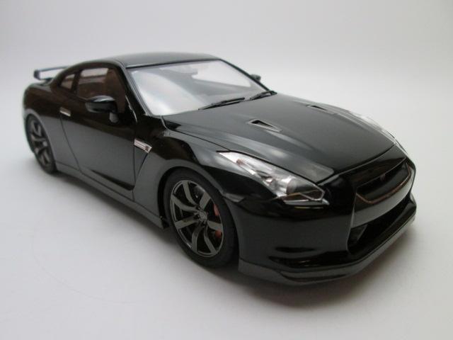 買取紹介:1/24 日産 GT-R R35