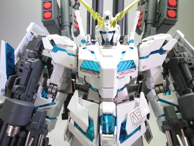買取紹介:MG ユニコーンガンダム塗装済み完成品