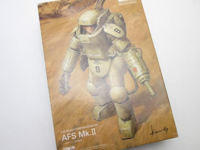 買取紹介:wave 1/20 AFS Mk.2