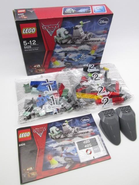レゴ 海からの脱出8426