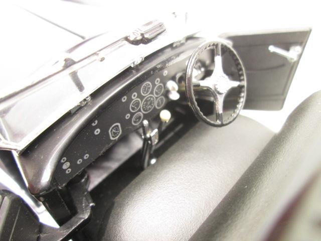 フランクリンミント 1930 ブガッティ ロワイヤル クーペ ナポレオン 運転席