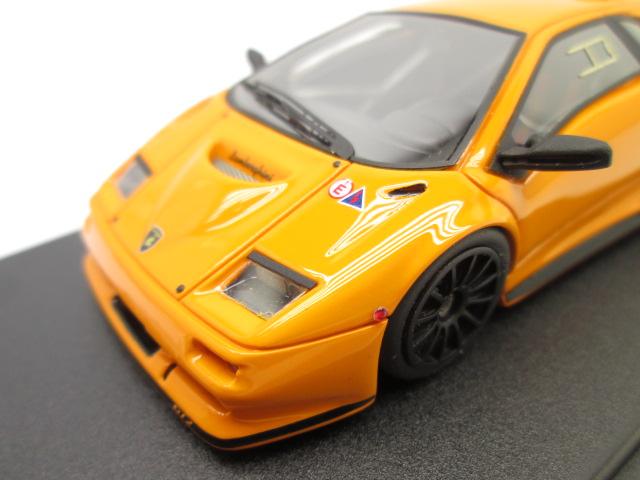 MRコレクション ランボルギーニ ディアブロ GT2 フロント