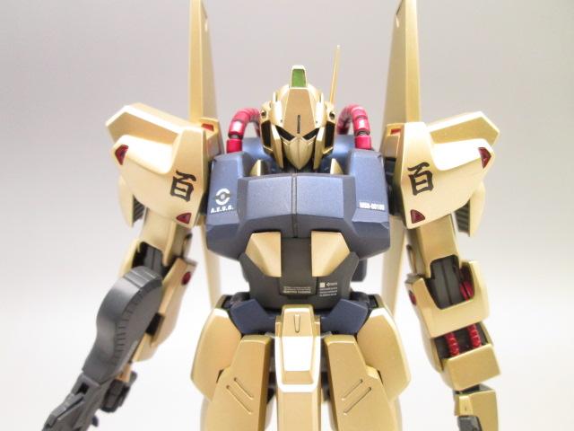 買取紹介:MG 1/100 百式 塗装済完成品 バストアップ
