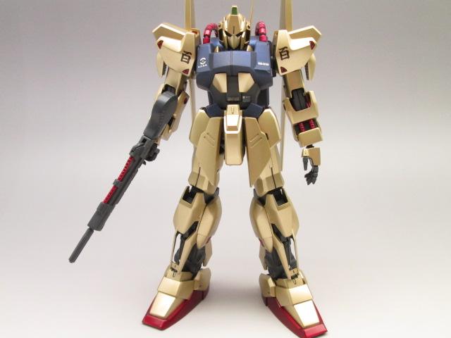 MG 1/100 百式 全身