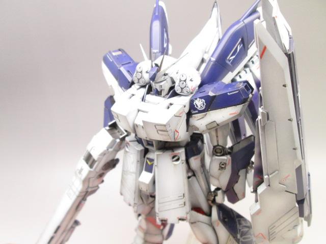 ガンプラ完成品の買取:バンダイ MG 1/100 Hi-νガンダム Ver.Ka+HWS拡張セット