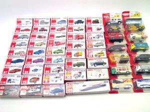 トミカやマジョレットなど100台以上のミニカーをお売り頂きました!