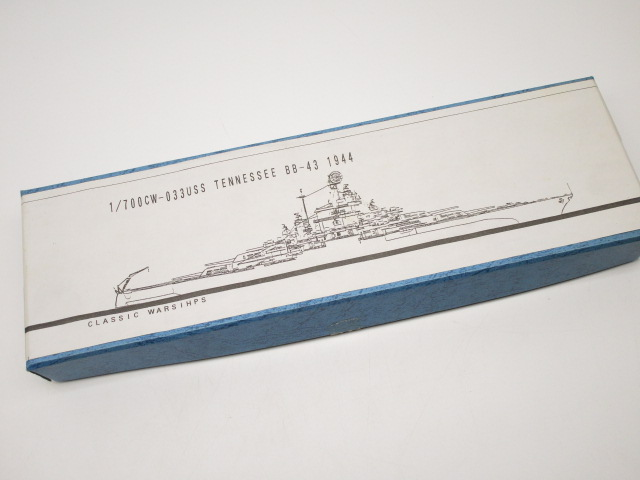 1/700 TENNESSEE BB-43 1944