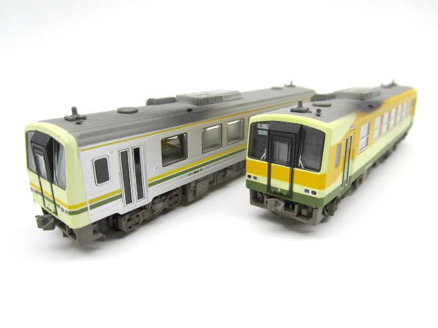 買取紹介:トミックス 92174 キハ120形ディーゼルカー(木次線)