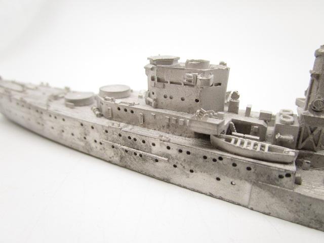スカイトレックス 1/700 軽巡洋艦 シドニー 左舷側から