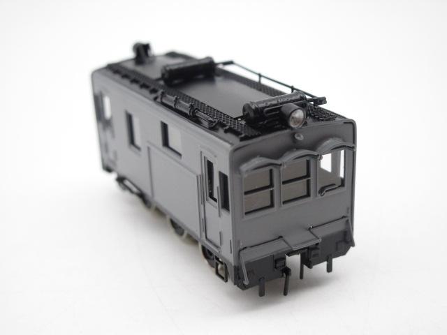 ワールド工芸 Nゲージ 東野鉄道 DC20