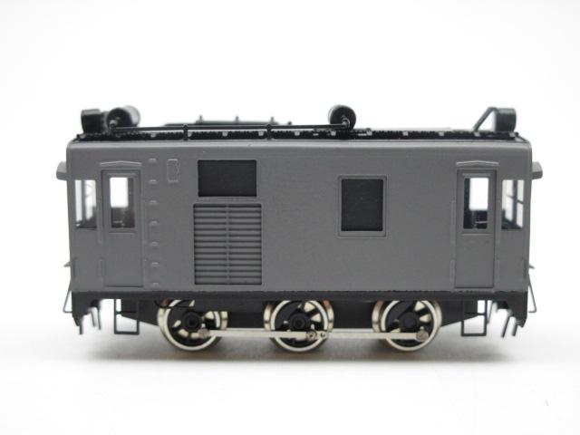 ワールド工芸 Nゲージ 東野鉄道 DC20 側面