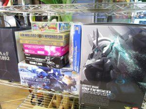 バンダイ BB戦士 農丸頑駄無などのガンプラを大阪府枚方市より買取頂きました!
