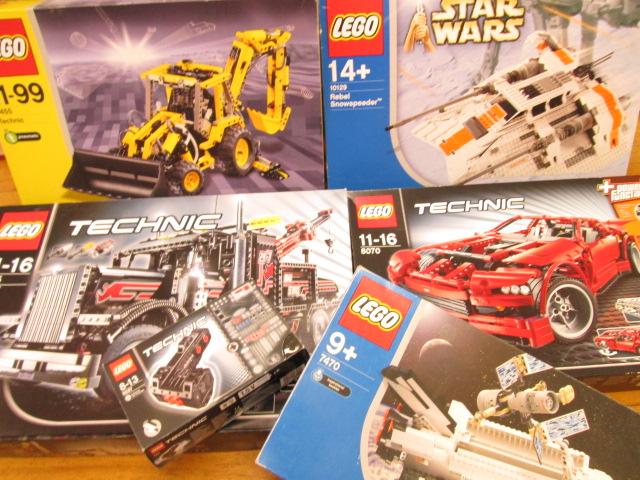 スノースピーダー10129等のレゴ