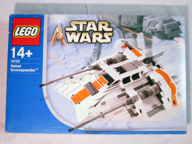 レゴ 10129 レベル スノースピーダー スター・ウォーズ