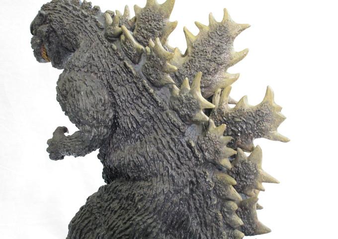 パラダイス 初代ゴジラ 水爆大怪獣東京上陸後ろ姿