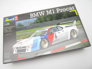 レベル 1/24 BMW M1 プロカー