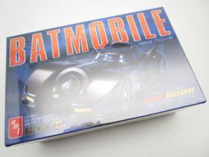 AMT 1/25 バットマン バットモービル 1989