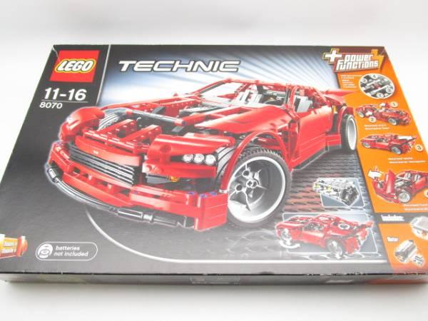 lego 8070スーパーカー