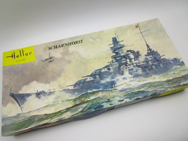 エレール 1/400 シャルンホルスト
