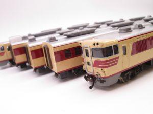 KTM (カツミ) HO 特急キハ82系の鉄道模型を買取させて頂きました!