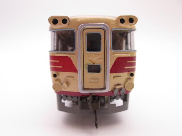 KTM (カツミ) HO 特急キハ82系の先頭車