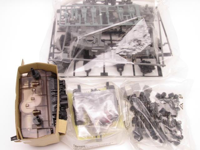 トミー 1/72 ゴジュラスMk-Ⅱ 量産型 キット内容